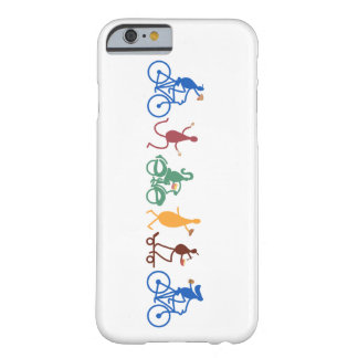 Coque iPhone 6 Barely There Fins gourmets sur l'aller