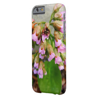 Coque iPhone 6 Barely There Fleur | de jardin