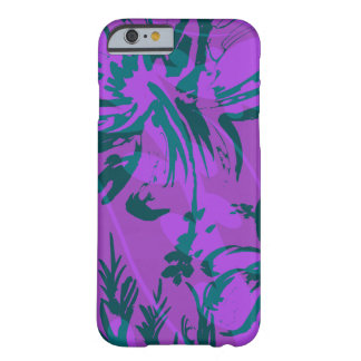 Coque iPhone 6 Barely There Floral hawaïen de ketmie de Makole