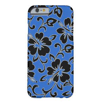 Coque iPhone 6 Barely There Floral hawaïen de ketmie de Malia