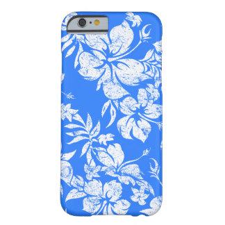 Coque iPhone 6 Barely There Floral hawaïen de Pareau de ketmie
