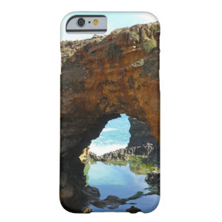 Coque iPhone 6 Barely There Grande route d'océan, Melbourne Australie