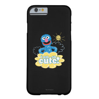Coque iPhone 6 Barely There Grover mignon