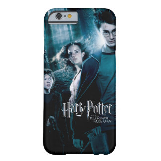 Coque iPhone 6 Barely There Harry Potter Ron Hermione dans la forêt
