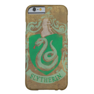 Coque iPhone 6 Barely There Harry Potter | Slytherin vintage