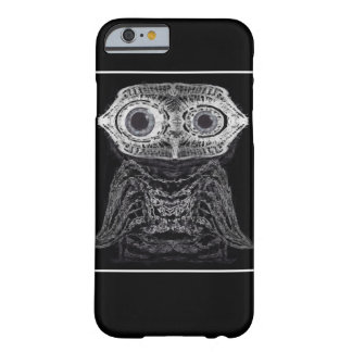 Coque iPhone 6 Barely There Hibou de rayon X