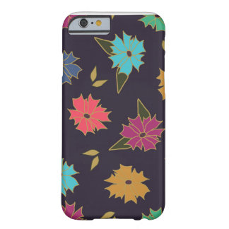 Coque iPhone 6 Barely There Hippie moderne chic de pirouette de souci