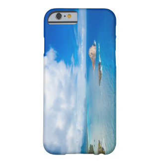 Coque iPhone 6 Barely There Île Oahu de lapin