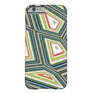 Coque iPhone 6 Barely There Imaginaire abstrait
