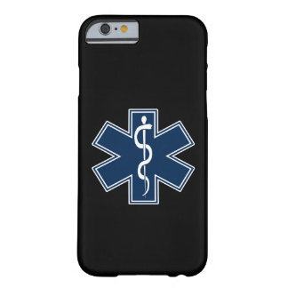 Coque iPhone 6 Barely There Infirmier EMT SME