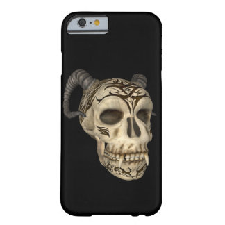 Coque iPhone 6 Barely There iPhone/coque ipad de crâne de vampire de démon