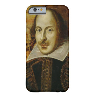 Coque iPhone 6 Barely There iPhone de Shakespeare 6/6 cas