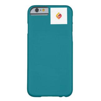 Coque iPhone 6 Barely There Iphone d'or du risque W 6/6 cas fait sur commande