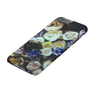 Coque iPhone 6 Barely There iPhone floral 6/6s de motif, à peine là