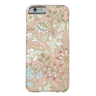 Coque iPhone 6 Barely There Jacinthe vintage GalleryHD de William Morris