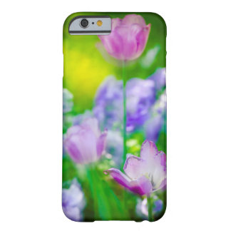 Coque iPhone 6 Barely There Jardin de tulipe, Giverny, France