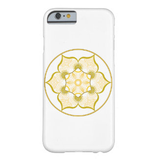Coque iPhone 6 Barely There Jaune