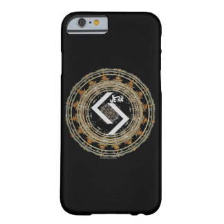 Coque iPhone 6 Barely There ☼ JERA - Rune de ☼ de temps