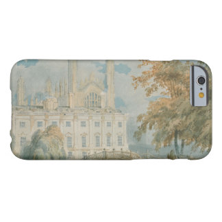 Coque iPhone 6 Barely There Joseph Mallord William Turner - Clare Hall
