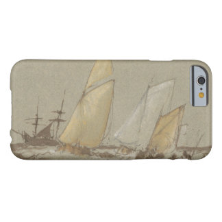 Coque iPhone 6 Barely There Joseph Mallord William Turner - expédition