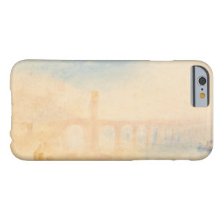 Coque iPhone 6 Barely There Joseph Mallord William Turner - le pont de la