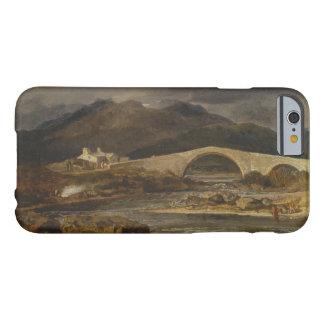 Coque iPhone 6 Barely There Joseph Mallord William Turner - pont de Tummel