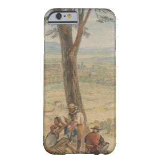 Coque iPhone 6 Barely There Joseph Mallord William Turner - Rome de Monte