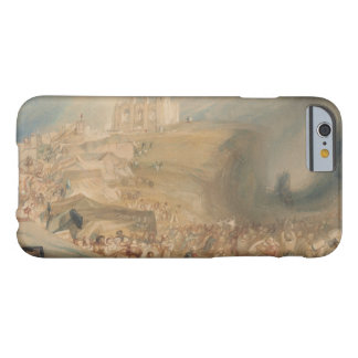 Coque iPhone 6 Barely There Joseph Mallord William Turner - saint Catherine