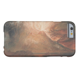 Coque iPhone 6 Barely There Joseph Mallord William Turner - Vésuve