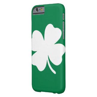 Coque iPhone 6 Barely There Jour de la Saint Patrick Irlande de shamrock