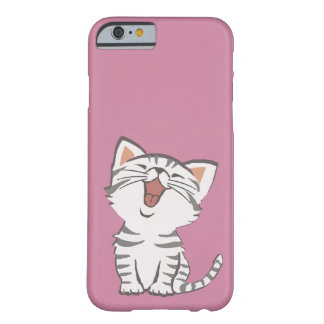 Coque iPhone 6 Barely There Kitty doux