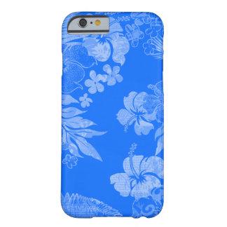 Coque iPhone 6 Barely There Kona chronomètre le Hawaïen de ketmie machiné