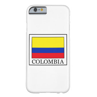 Coque iPhone 6 Barely There La Colombie