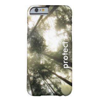 Coque iPhone 6 Barely There La communion de forêt se protègent