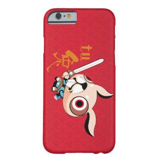 Coque iPhone 6 Barely There La conception de style chinois pendant l'année du
