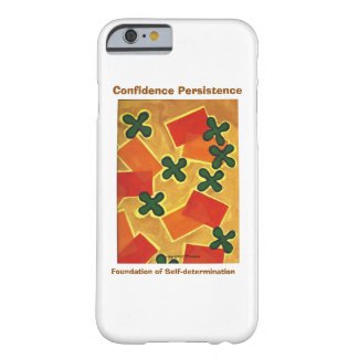 Coque iPhone 6 Barely There La palette et le tapis