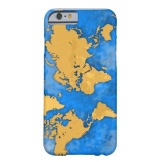 Coque iPhone 6 Barely There La terre Mousepad coloré