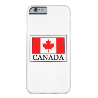 Coque iPhone 6 Barely There Le Canada