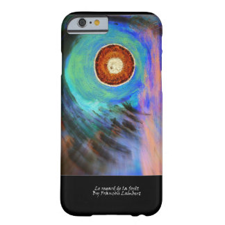 Coque iPhone 6 Barely There Le regard de la forêt