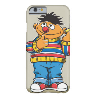 Coque iPhone 6 Barely There Les bananes d'Ernie
