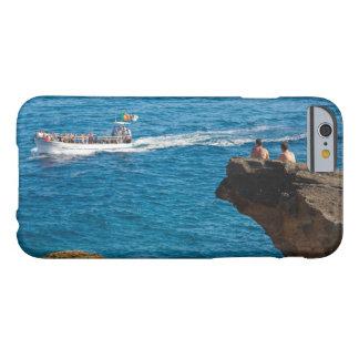 Coque iPhone 6 Barely There Les gens sur un îlot