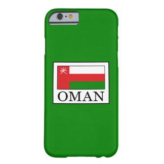 Coque iPhone 6 Barely There L'Oman