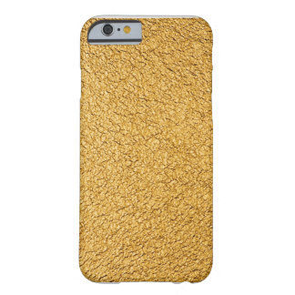 Coque iPhone 6 Barely There Luxe d'or