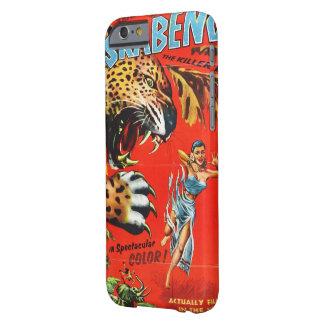 Coque iPhone 6 Barely There Madame de léopard