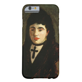 Coque iPhone 6 Barely There Manet | l'Espagnol