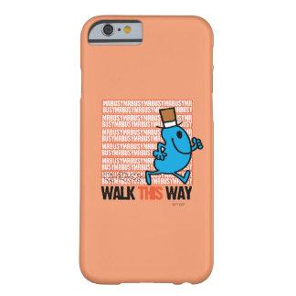 Coque iPhone 6 Barely There Marchent de cette façon