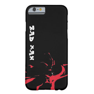 Coque iPhone 6 Barely There mauvais homme