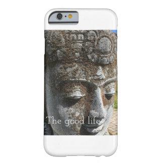 Coque iPhone 6 Barely There Mode de vie de Bouddha