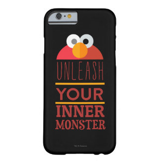 Coque iPhone 6 Barely There Monstre intérieur d'Elmo