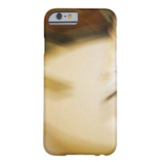 Coque iPhone 6 Barely There Motif abstrait dans des couleurs de ton de la